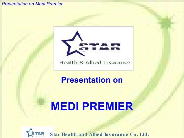 Medi Premier Presentation