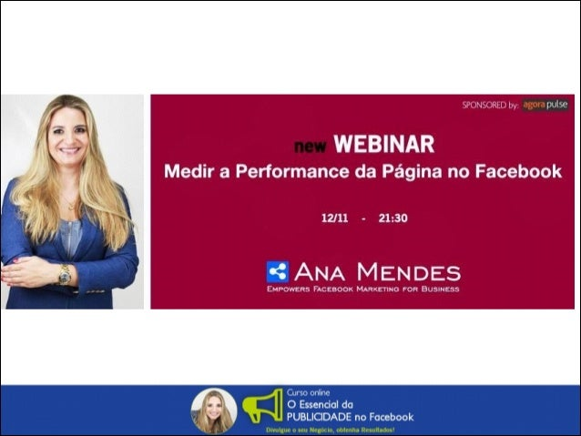 THIS WEBINAR IS SPONSORED BY:  Manage your pages, apps and fans in one convenient place! www.agorapulse.com
