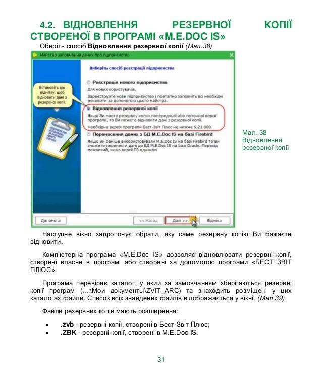 Medoc Инструкция Пользователя - фото 7