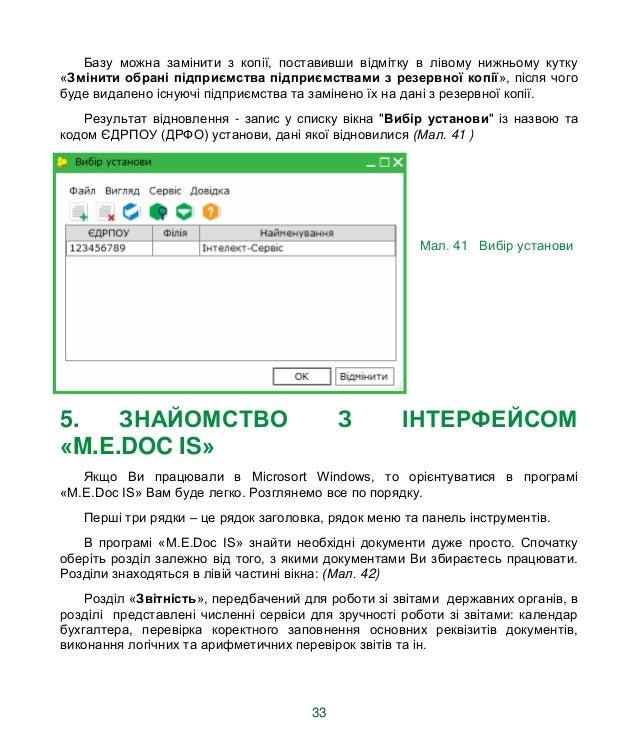 Medoc Инструкция Пользователя - фото 9