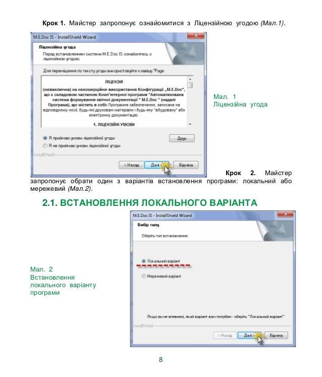 Medoc Инструкция Пользователя - фото 6