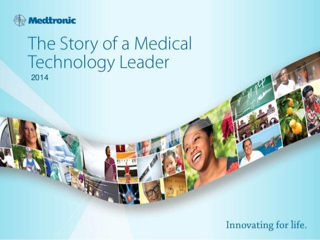 Medtronic - Jill op den Kamp: The Story of a Medical Technology Leader