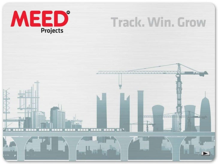 Telephone: +971 (0) 4 367 1302Contents1. About MEED Projects2. GCC Projects Market Snapshot3. Why Choose MEED Projects?4. ...