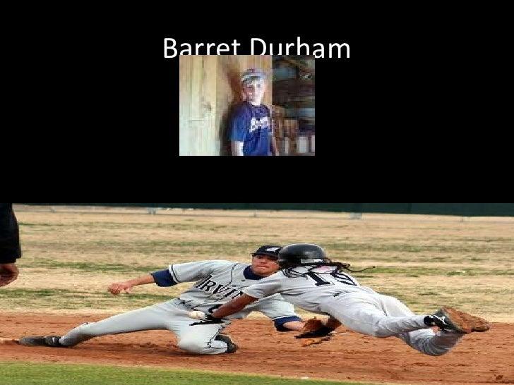 Barret Durham<br />