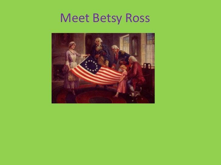 Meet Betsy Ross<br />