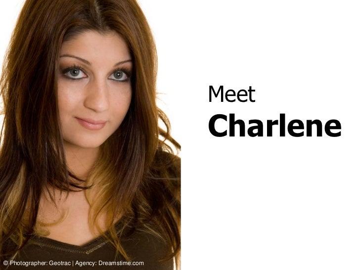Meet                                                    Charlene    © Photographer: Geotrac | Agency: Dreamstime.com