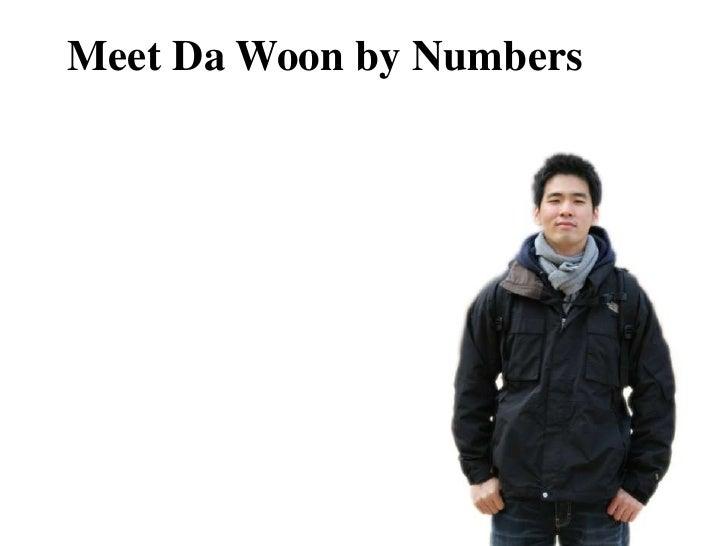 Meet DaWoon by Numbers<br />