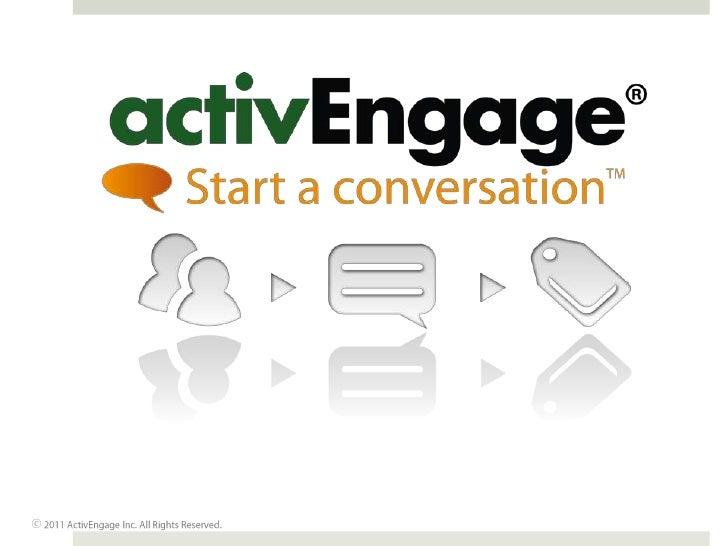 ActivEngage Presentation
