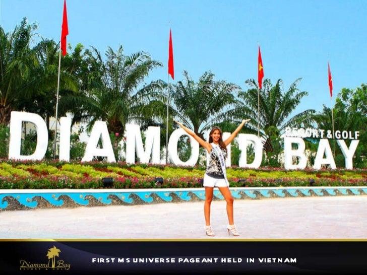 Meeting slide show in Diamond bay Nha Trang
