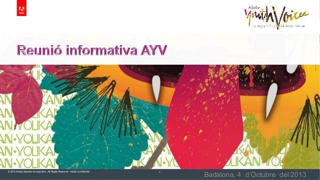 Adobe Youth Voices en España