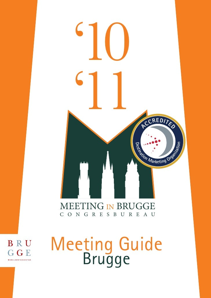 Meeting guide 2010-2011