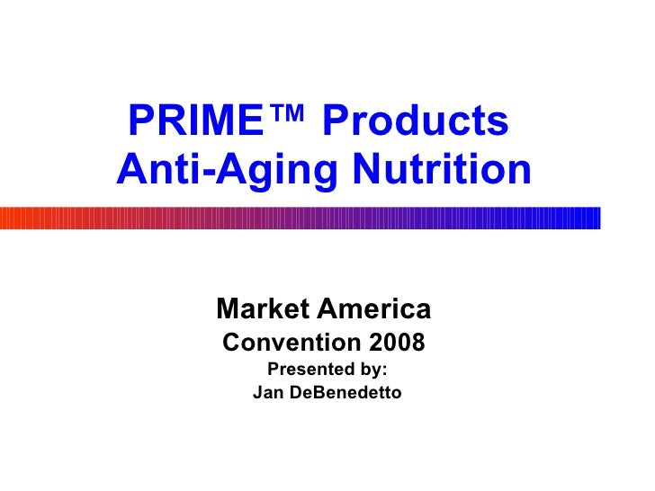 Optimizing your Anti-aging Nutrition