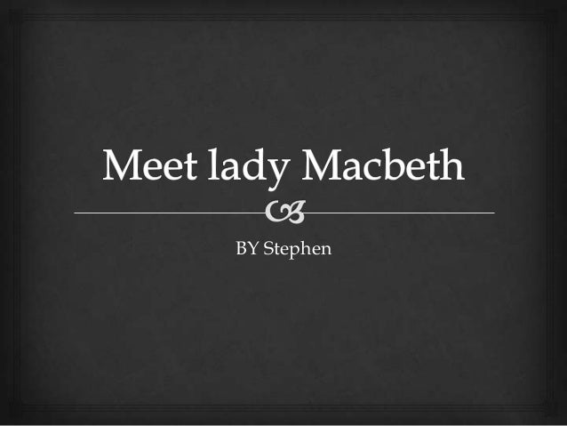 Meet macbeth template[1]