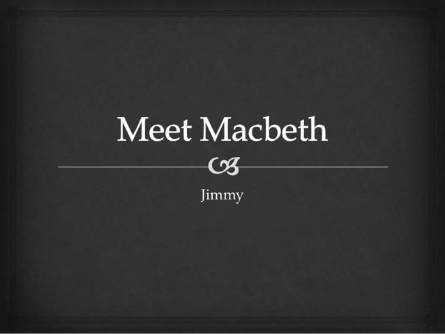 Meet macbeth template[2]
