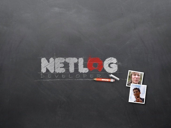 Meet the OpenSocial Containers: Netlog