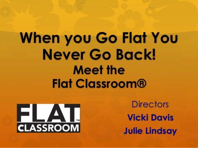 Meet the Flat Classroom 2012
