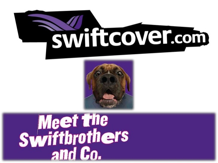 Meet the Swiftbrothers | swiftcover.com