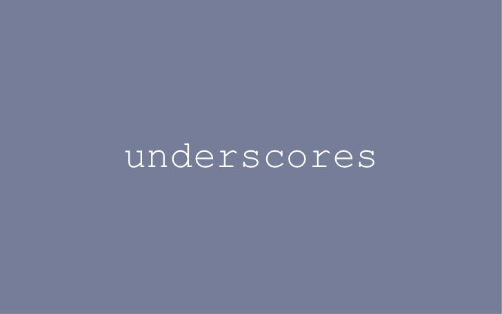 Underscores: A Starter Theme for WordPress