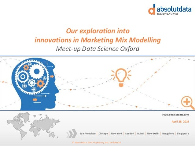 Innovations in Market Mix Modelling