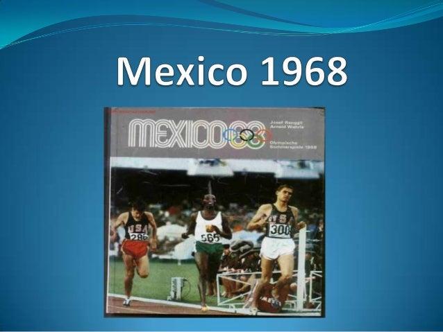 Meexico 1968