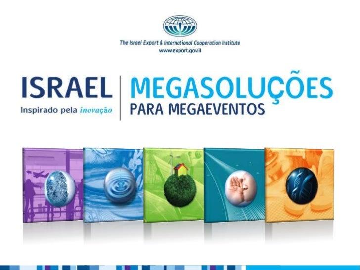 מכון היצוא - מצגת מה אירועים בפורטוגזית