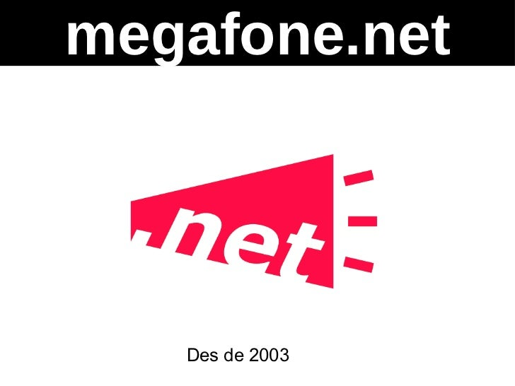 Megafone abad
