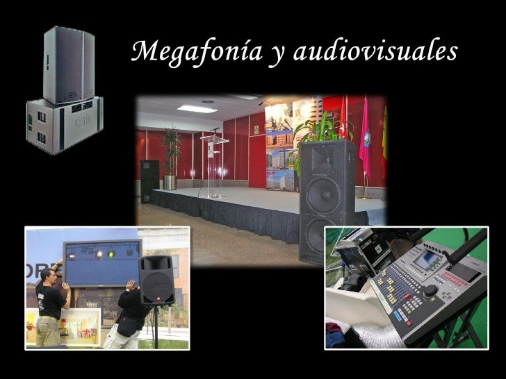 Megafonia