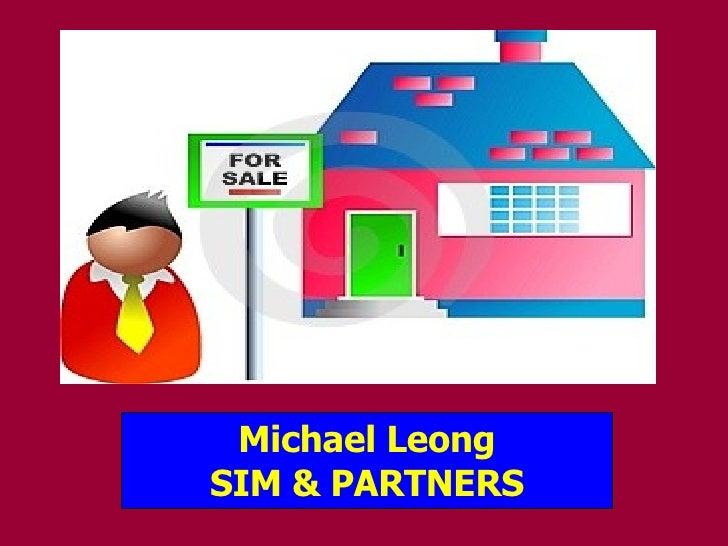 Michael Leong SIM & PARTNERS