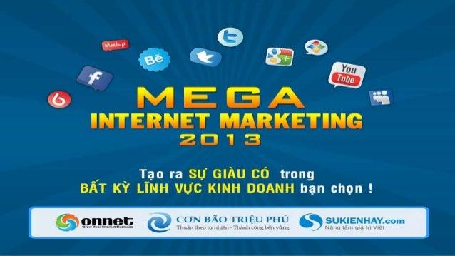 10.3.2013 tại Hà Nội – 16.03.2013 tại TP. HCM – 1250 ngƣời sẽ tham dự