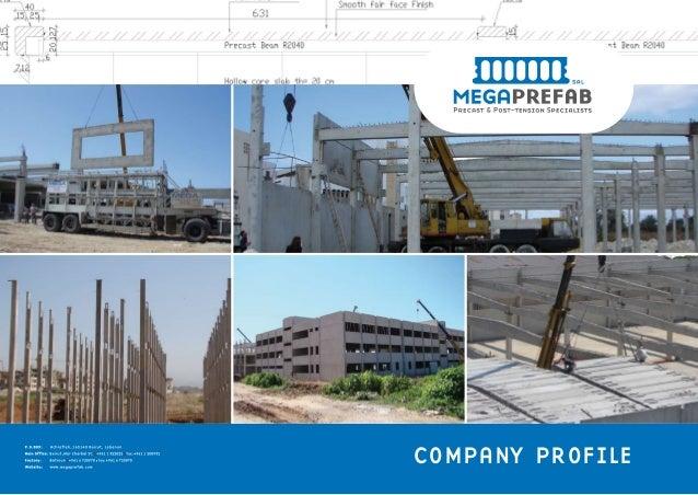 Mega prefab company profile