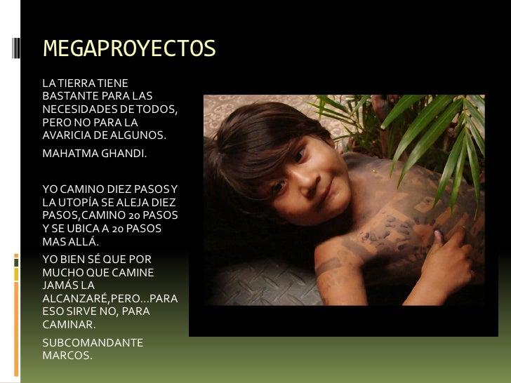Megaproyectos