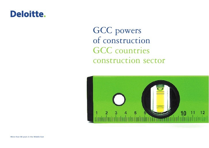 GCC powers                                         of construction                                         GCC countries  ...