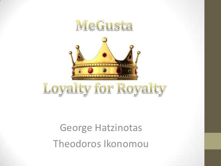 MeGusta presentation