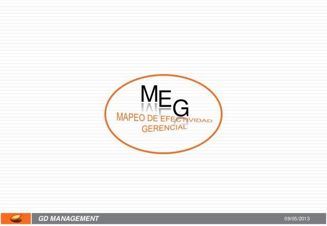 GD MANAGEMENT 09/05/2013MEG