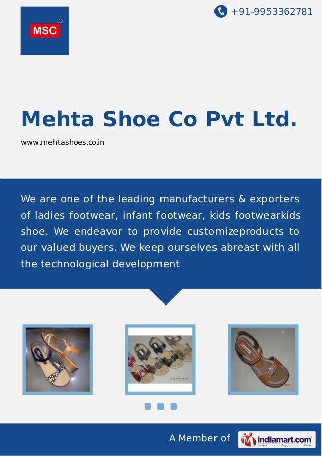 Mehta shoe-co-pvt-ltd