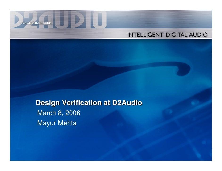 Mehta mayur d2_audio_dv_club_verification_flow