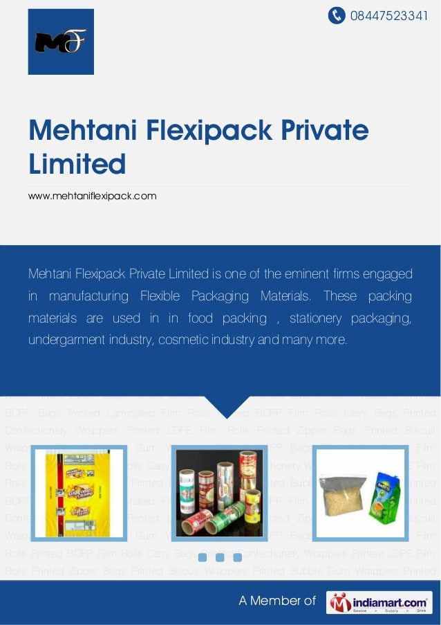 Mehtani flexipack-private-limited