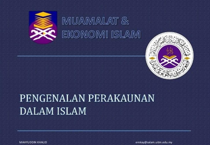 MAHYUDDIN KHALID   emkay@salam.uitm.edu.my
