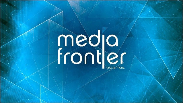 DIGITAL TRENDS 2014 At Media Frontier, Geneva's creative digital agency, we've been looking at what's going to be hot in 2...
