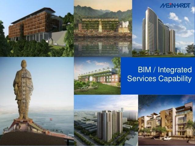 BIM / IntegratedServices Capability
