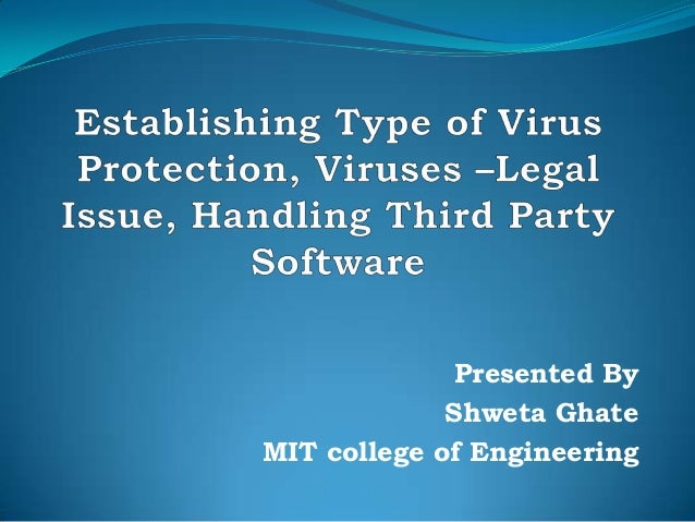 Presented By Shweta Ghate MIT college of Engineering