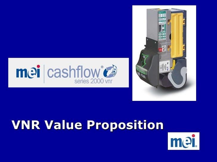 VNR Value Proposition