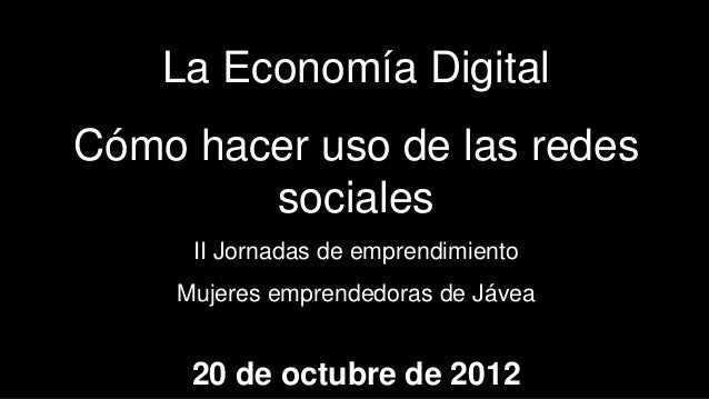 II Jornadas emprendimiento de Javea  - Pilar Roch (1)