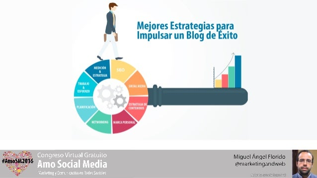 Miguel Florido ★ Consultor de Marketing Digital y Social Media. ★ CEO de Marketing and Web. ★ Bloguero incansable desde ha...