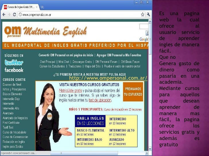 Pagina chat online