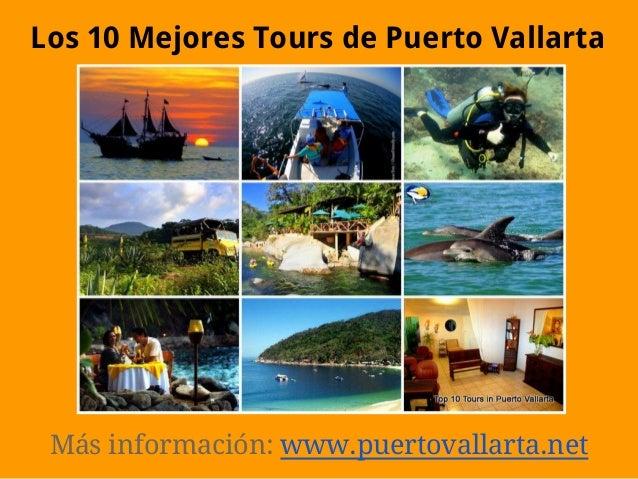 Mejores tours en Puerto Vallarta