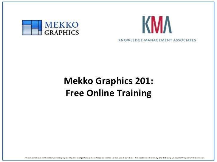 Mekko graphics 5 201 presentation for attendees