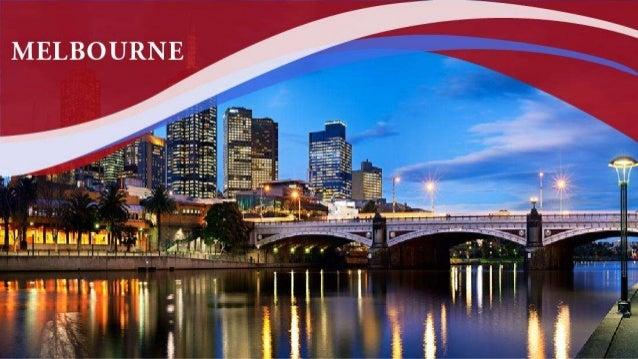 Vittorio Tedeschi e Ettore Tedeschi informam: Melbourne eleita melhor cidade do mundo para se viver