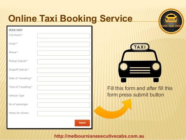 Melbournian Executive Cabs Service Offers Transportation