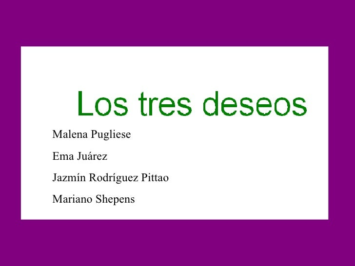 Malena Pugliese  Ema Juárez  Jazmín Rodríguez Pittao  Mariano Shepens